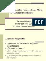 presentación 1 REPASO DE ONDAS