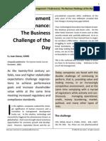 Llanos - Risk Management + Performance (2008)