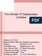 Dabbawallas of Mumbai