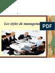 Les Style de Management