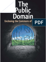 The Public Domain, Enclosing the Commons of the Mind[6]