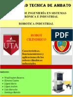 Robot Cilindrico