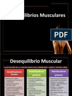 Desequilibrio Muscular Ip 2012