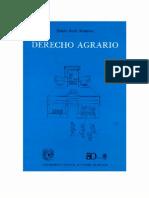 Derecho Agrario - Mario Ruiz Massieu