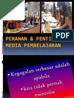Peranan & Pentingnya Media P
