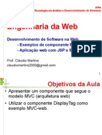 EngWeb 05 Arquitetura MVC CompDisplayTag