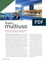 Teatro Riachuelo - Estruturas Metálicas