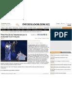 ''Peter Pan On Ice'' deambulará por la ciudad del 13 al 17 de julio (11.07.2011) Guadalajara Jalisco - Alejandro Oliveros - El Informador