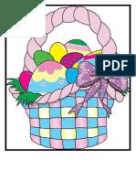 Easter Egg Measurement