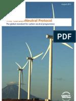 The CarbonNeutral Protocol