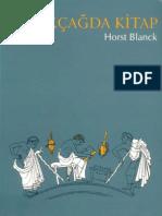 Horst Blanck - Antik Çağda Kitap