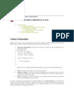 Estructura de DAtos --Listas.pilas