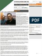 La FIM apuesta por la profesionalización (02.06.2011) Guadalajara Jalisco - Alejandro Oliveros - El Informador