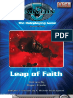 53922269 Babylon 5 2nd Ed Leap of Faith 1
