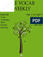 The Vocab Weekly_Issue 25