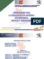 Acuerdos de Convivencia 2010-2011