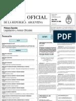2007 Boletin Oficial