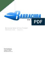 Barracuda Spam Virus Firewall 4.1 Ag Us1
