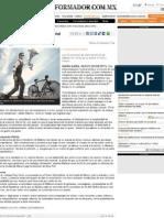 Matteos escribe y coproduce material homónimo (01.07.2011) Guadalajara Jalisco - Alejandro Oliveros - El Informador