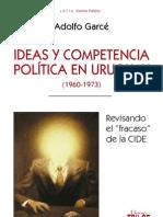 Ideas y Competencia Politica en Uruguay
