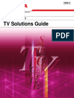Tv Solutions Guide Articles 2006jul PDF Toshiba