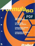 Italjet Formula50 Parts