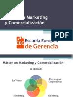 Máster de Marketing y Comercialización