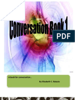 Modified Conversation Book for Online Intermediate to Advance Students