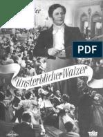 Film Kurier #2967 Unsterblicher Walzer 1939
