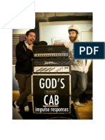 Gods Cab Manual
