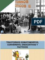 TX. Somatomorfo, Disociativo y Facticio Bueno