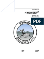 Hysweep Manual