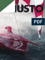 MUSTO Sailing Catalogue 2012