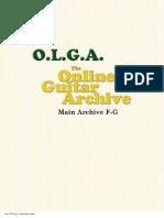 14954846 OLGA Guitar Chords and Tablatur Fg