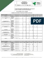 Www.tesco.edu.Mx Gem DOC PDF Horarios Ciclo Vigente SIC