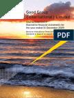 Good Group Limited IllustrativeFinancialStatements-2009YE US IFRS