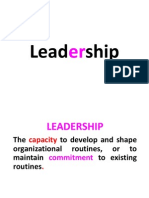 Unit10 Leadership Notes