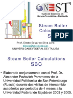 Steam Boiler Calculations