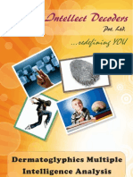 IDPL Sample Report