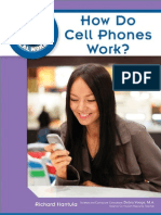 How Do Cell Phones Work-Richard Hantula
