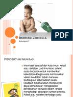 Imunisasi Varisella