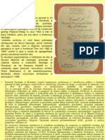 Prezentare Activitate Colectiv GeoHazarde