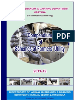 Compendium of Schemes of Farmers Utility - People for Animals Haryana