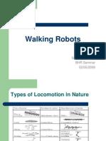 Legged Robot Ppt Jit 1