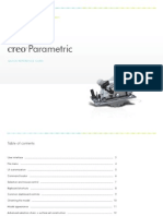 Creo Parametric Qick Reference Cards