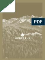 HUBERTUS Broschüre 2012