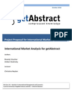 Marketing CaseStudy GetAbstract Dubinsky Visscher
