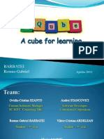IQube-A Cube for Learning