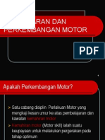 Tumbesaran Dan Perkembangan Motor(2)