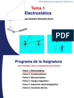 TEMA+1.+ELECTROSTÁTICA